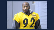 PITTSBURGH (AP) — Pittsburgh Steelers linebacker James Harrison didn't want to wait for the NFL to do something about protecting his head, so the four-time Pro Bowler decided to do it himself.