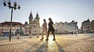 "PRAGUE — A second ""velvet revolution"" is spreading through this Czech Republic city."