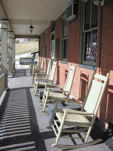 Cashtown Inn B&B near Gettysburgh, Pa.