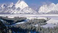 Jackson Hole:  Western edge of Wyoming