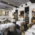 The Annex of Chagall's Club Restaurant in Prague