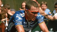 Lance Armstrong is stepping down as chairman of the Livestrong cancer charity he founded in 1997 after recovering from the disease, a spokeswoman for the organization confirmed.