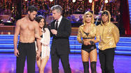 Last night, Paula Abdul judged, Karina cried and people did a lot of flips and lifts.