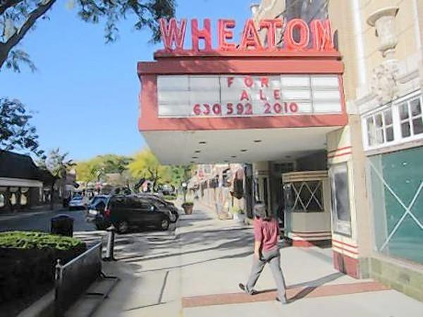 "Lifelong Wheaton resident Jim Atten said he has ""verbally agreed"" to buy the Wheaton Grand theater."