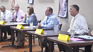 Danville City Commission candidates share ideas on how to improve city