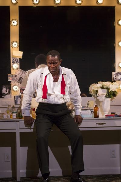 """Satchmo at the Waldorf"" stars John Douglas Thompson as jazz man Louis Armstrong"