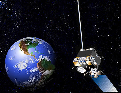 The GOES-13 weather satellite returns to full service on Thursday.