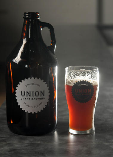 Union Craft Brewing Balt Altbier