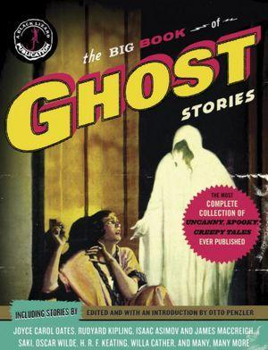"H.P. Lovecraft, Isaac Asimov, Ambrose Bierce, Saki, and many more can be found in ""The Big Book of Ghost Stories"" -- the collection is a frightening 848 pages."