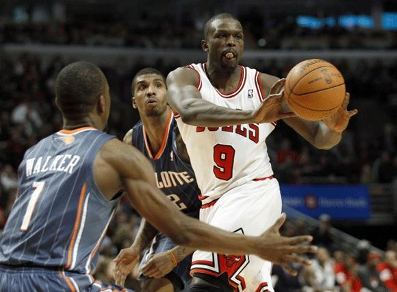 Luol Deng is a candidate to join Derrick Rose in the NBA All-Star Game.