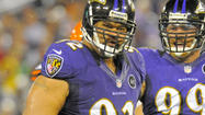 The Ravens confirmed Wednesday afternoon that the team practiced without three defensive starters in defensive tackle Haloti Ngata, nose tackle Ma'ake Kemoeatu and cornerback Jimmy Smith.