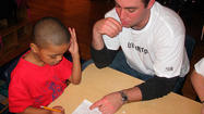 It might begin with a child discovering a new word through a volunteer reading to them. Or perhaps a teen struggling in class receives the additional attention needed to pass a math test. These small acts can trigger years of learning and academic success. And when one child succeeds, an entire community is uplifted.