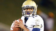 Navy QB Reynolds' early success doesn't surprise those who saw him in high school