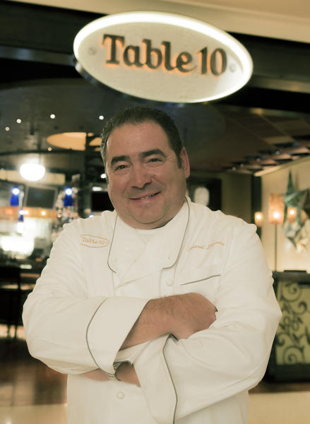 Judge Emeril Lagasse