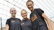 Freshman trio helps lift Terps women's soccer team to new heights