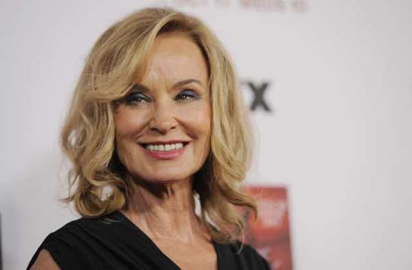 "Jessica Lange has a brand new habit in the new season of FX's horror franchise ""American Horror Story: Asylum."""