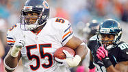 <strong>How do you think this year's defensive unit compares with the '85 Bears?</strong> -- Mike Litwin, Chicago