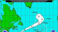 Hurricane Rafael spared Bermuda a direct hit Wednesday but the island did experience some tropical-force winds and rain, the National Hurricane Center said.