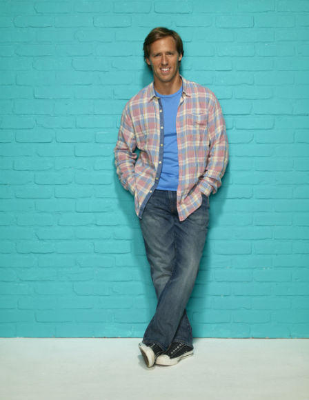 'Ben and Kate' Season 1 pictures: Nat Faxon