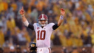 The Times' top 25 college football rankings