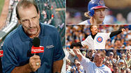 Analyst Bob Brenly is leaving the Cubs TV booth to pursue other opportunities, WGN-Ch. 9 said Wednesday.