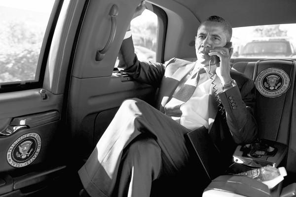 "President Barack Obama's presidency ""has undergone a dramatic downsizing,"" Politico said."