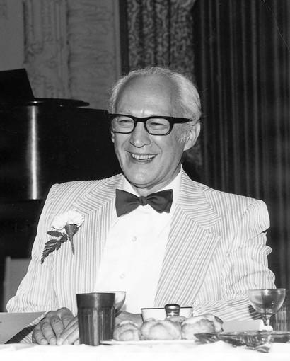 Jerome Sachs was appointed president of Northeastern Illinois University in 1966.