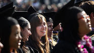 Maria Gomez stood with the Class of 2011, waiting to climb the stage. The sun was bright on the UCLA campus, her fellow graduates buoyant.