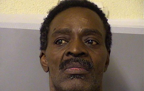 Donald Henry, 56, was originally charged with aggravated battery for an April 21 attack on an elderly man with a baseball bat, authorities said.