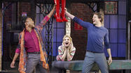 "THEATER REVIEW: ""Kinky Boots"" at Bank of America Theatre in Chicago ★★★½ ... A warm, likable, brassy, sentimental, big-hearted and modestly scaled Broadway musical."