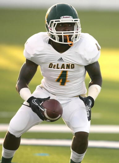 JoJo Kemp, RB, DeLand, is no longer committed to USF.