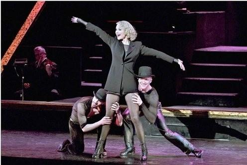 Christie Brinkley stars as Roxie Hart in the touring production of 'Chicago' at the Bushnell Center for the Arts Oct. 25 to 28.