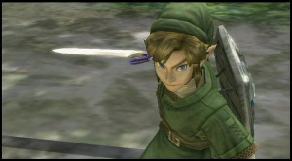 "A still from Nintendo Wii game The Legend of Zelda: Twilight Princess, part of ""The Art of Video Games"" exhibit opening Wednesday, Oct. 24, and running through Jan. 13. The display features 80 video games presented through still images and video footage, exploring the 40-year evolution of video games as an artistic medium."