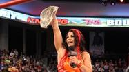 Lisa Marie Varon -- known as Tara in TNA Wrestling and Victoria during her WWE days -- is getting back into the pizza business.