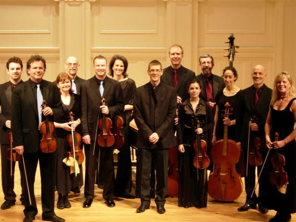 Chicago's intrepid period-instrument orchestra launches its sixth season with a program featuring its newly created choral ensemble. Concerts include music from composers Purcell, Blow and Handel. <br><Br><b> 7:30 p.m. Friday at Nichols Concert Hall, 1490 Chicago Ave., Evanston; 7:30 p.m. Saturday at Augustana Lutheran Church, 5500 S. Woodlawn Ave.; and 7:30 p.m. Wednesday in Grainger Ballroom, Symphony Center, 220 S. Michigan Ave.; $35, $30 for seniors; 312-235-2368, baroqueband.org