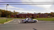 C. Milton Wright High evacuated briefly Thursday after bomb threat note