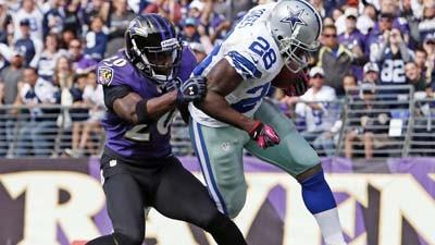 Ed Reed says shoulder injury not a concern: 'I'll be all right,…