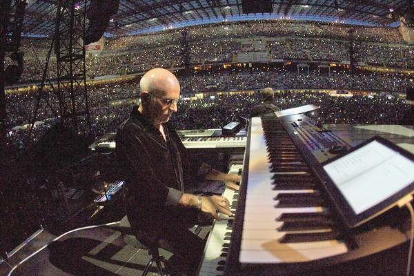 Roy Bittan has played keyboards for Bruce Springsteen's E Street Band since 1974.