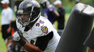 Haloti Ngata, Ma'ake Kemoeatu and Jimmy Smith return to Ravens practice