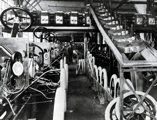 The Ford Motor Co. founder seems to have built an assembly line straight to the bank. A major figure in the development of automobiles for the masses, he pioneered still-popular business practices, including the production of cheap goods at low cost. The failed Senate candidate and known anti-Semitic was born into a prosperous Michigan family in 1863.