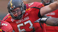 Maryland's offensive line takes another hit with Bennett Fulper's injury