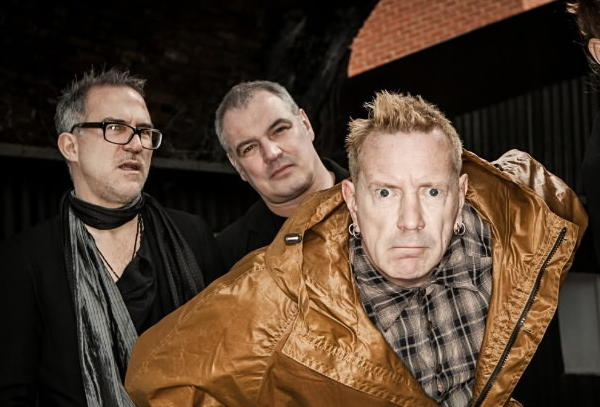 John Lydon with Public Image Ltd.