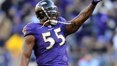 There is little reason for Ravens to rush Suggs back