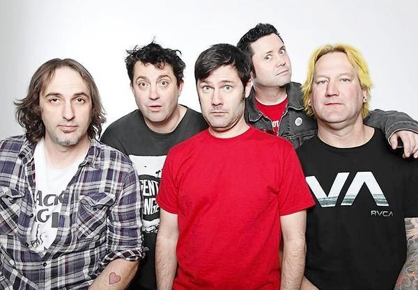 Southern California punk rock band Lagwagon is rolling once again.
