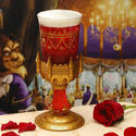 Disney Fantasyland -- Beauty and the Beast -- Be Our Guest Restaurant