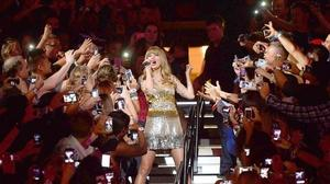 'Stakes are higher now' for Taylor Swift on 'Red'