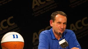 Teel Time: Duke's Krzyzewski talks Notre Dame, Lance Thomas, NCAA transfer rules