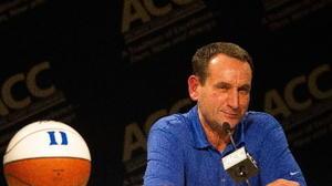 Teel Time: Duke's Krzyzewski talks Notre Dame, Lance Thomas, NCAA transfer rules