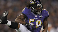 The most immediate beneficiary of the season-ending right triceps injury to inside linebacker Ray Lewis, Dannell Ellerbe – who is expected to make his first start of the season against the Houston Texans this Sunday – might feel inclined to try to do more. But Ellerbe said he's under no pressure to be the next Lewis.