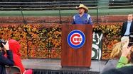 I'm not much of a country music fan, but at this point I'm in favor of anything happening at Wrigley Field that gets people excited.